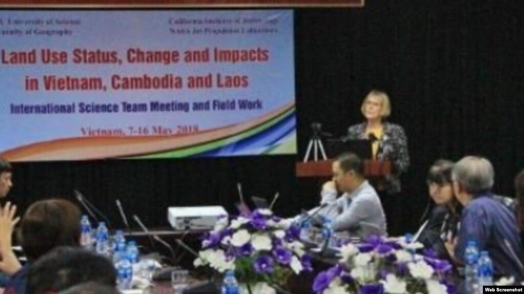 NASA chính thức triển khai dự án Tình hình sử dụng đất ở Việt Nam, Campuchia và Lào. Ảnh: Quocte.vn