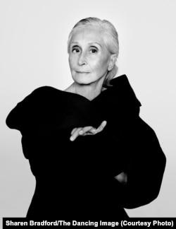Twyla Tharp (Courtesy of Ruven Afanador)