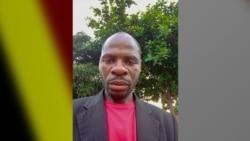 """31 Jan 2020 Angola Fala Só - Agostinho Sikatu: Não queremos combate """"populista"""" à corrupção"""