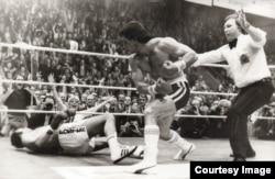 Meč sa Žilberom Koenom - 1979. godine