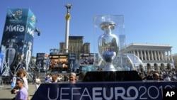 Киев. Кубок Евро-2012