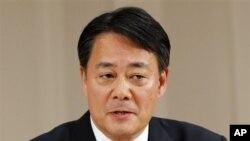 Banri Kaieda terpilih sebagai pemimpin baru Partai Demokratik Jepang (DPJ), Selasa (25/12).