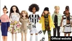 عروسک های جدید باربی با الهام از زنان موفق و تأثیرگذار در عرصه های مختلف خلق شده اند