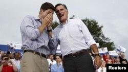 Mitt Romney presentó este sábado al senador por Wisconsin, Paul Ryan, de 42 años, como su compañero de fórmula.