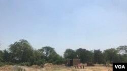 وفاقی دارالحکومت اسلام آباد کے علاقے کے ایچ 2/9 سیکٹر میں گزشتہ ماہ شری کرشنا مندر کی تعمیر پر کچھ حلقوں کی جانب سے اعتراضات اٹھائے گئے ہیں۔ (فائل فوٹو)