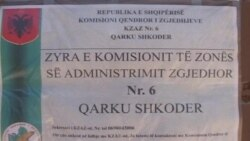 Incident ne Shkodër në kuadrin e zgjedhjeve