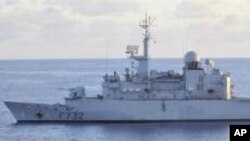 US Urges Ships to Fight off Piracy