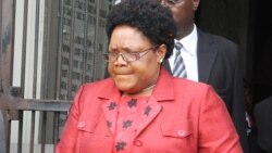 Report on Former VP Mujuru Filed By Irwin Chifera