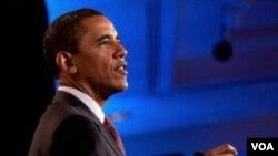 Obama dijo que él quiere reconocer y legalizar los inmigrantes indocumentados.