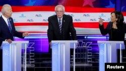 El Comité Nacional Demócrata establece disposiciones más estrictas para el debate de otoño que podrían reducir drásticamente el número de participantes. El pasado mes de junio se realizó la primera ronda de debates en dos partes.