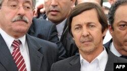 Said Bouteflika, frère du président algérien Abdelaziz Bouteflika, à Alger, le 19 mai 2012. Archives