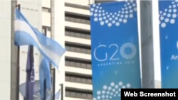 VOA连线(黄耀毅):特朗普启程,G20峰会看点?