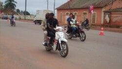 Malanje: Autoridades e mototaxistas em discussão - 2:45