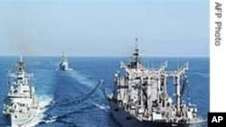 افغانستان جنگ میں جاپان کی بحریہ کاکردار ختم