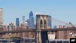Bruklinski most u Njujorku