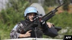 Патруль сил ООН в Кот д'Івуарі
