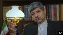 آرشیف: د ایران د بهرنیو چارو د وزارت ویاند رامین مهمانپرست