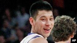 美國籃球明星林書豪