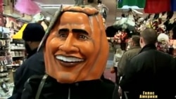Гарбузовий Обама - Вашингтон готується до Геловіну