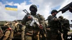 Ukraine mở chiến dịch trấn áp lực lượng ly khai
