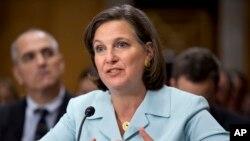 Вікторія Нуланд, помічник державного секретаря США