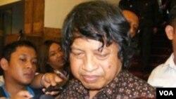 Wakil Menteri Energi dan Sumber Daya Mineral, Widjajono Partowidagdo (foto: dok).