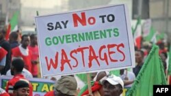 Протести у Лагосі