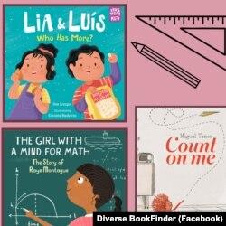 Koleksi buku anak Diverse BookFinder. (Facebook/Diverse BookFinder)