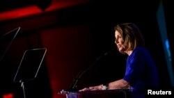 Nensi Pelosi, lider demokrata u Predstavničkom domu.