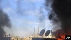 شام میں فوری فائر بندی کی اپیل