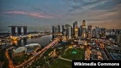 Singapura, termasuk salah satu tempat bagi orang-orang terkaya di dunia untuk menyimpan aset mereka (foto: dok),