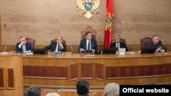 Sjednica Skupštine Crne Gore (rtcg.me)