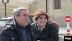 Elton Quliyev və Xədicə İsmayılova