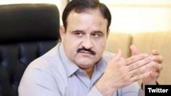Punjab chief minister, Usman Bozdar