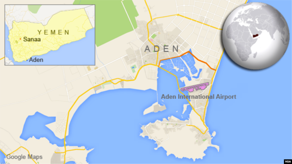 Gunmen Kill 5 in Yemens ViolencePlagued Aden