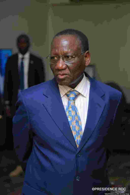 Sylvestre Ilunga Ilukamba inyuma yo kubonana na PrezidaFelix Tshisekedi