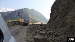 雲南彝良縣發生5.6級地震