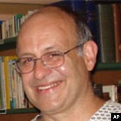 Professor Alan Whiteside, director of health economics and HIV/AIDS at University of KwaZulu-Natal in Durban, South Africa