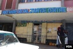 FILE - Mathare Social Justice Center in Kenya. (Photo: Rael Ombuor / VOA)