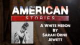 A White Heron by Sarah Orne Jewett