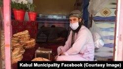 افغان حکومت وايي د وچې ډوډۍ د وېش لومړی پړاو بریالی و