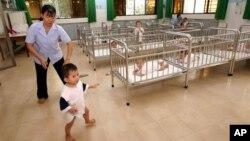 Trại trẻ mồ côi Tam Bình 1 tại TPHCM