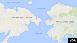 Chukotka region, Russia