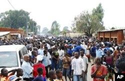 Prezida w'Uburundi, Pierre Nkurunziza, Yatangaje Imisi Itatu y'Ikigandaro Ku Bwicanyi bwo mu Gatumba