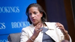Rice on National Security Strategy