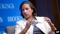 Penasihat keamanan nasional Presiden Barack Obama, Susan Rice (foto: dok).