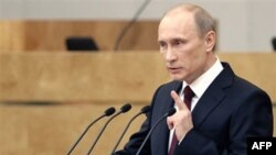 Vladimir Putin, 20 aprel 2011