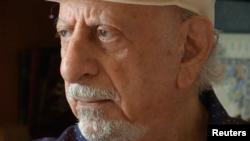 محمود مصطفی بیعون، خطاط ۸۰ ساله لبنانی
