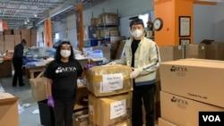 紐約青年華人募資 買N95口罩助紐約抗疫