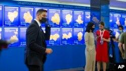 La Russie se prépare pour les élections législatives et locales